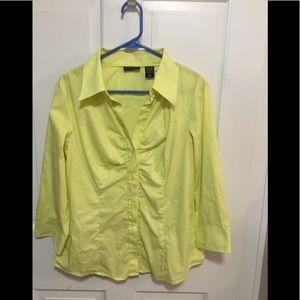 New York & Co shirt, size L.  EUC